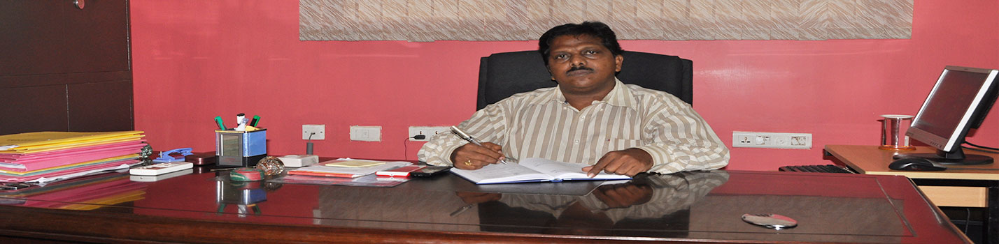 Dr T.Dharma Raju B.E, M.TECH, Ph.D